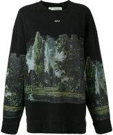Off-White 'Countryside' sweater - women - Cotton - XS