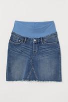 H&M MAMA Denim skirt