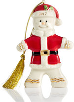 Lenox Annual 2017 Ginger Claus Ornament