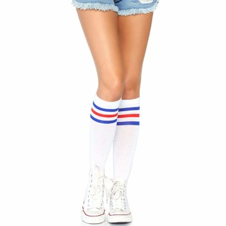 Leg Avenue Women's Athletic Knee Socks
