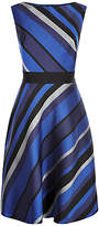 Fenn Wright Manson Space Dress, Black/Blue
