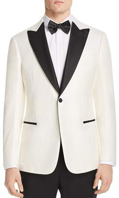Giorgio Armani Satin-Lapel Regular Fit Tuxedo Jacket
