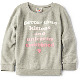 Junk Food Clothing Kittens & Unicorns Tee