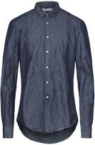 Macchia J Denim shirts - Item 42589523