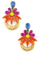Elizabeth Cole Neah Earrings