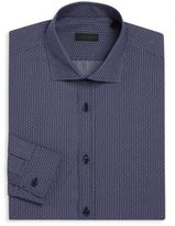 Z Zegna Regular Fit Dress Shirt