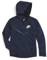 Nike 'Windrunner' Tech Fleece Hooded Jacket (Little Boys & Big Boys)