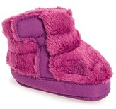 The North Face Infant 'Never Stop Exploring' Crib Shoe