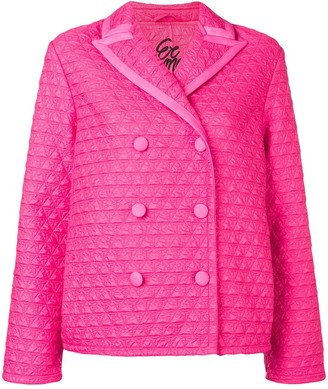 Ermanno Scervino Cropped Quilt Jackey