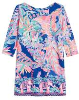 Lilly Pulitzer R) Little Bay Print Dress