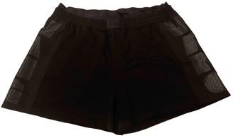Alexander Wang Pour H&m Black Shorts for Women