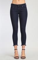 Mavi Jeans Adriana Ankle Super Skinny In Rinse Tribeca