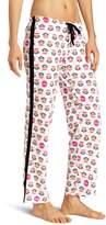 Paul Frank Classic Julius Cotton Lounge Pants for women