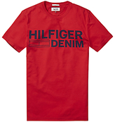 Hilfiger Denim Hillfiger Denim Basic Crew Neck T-shirt