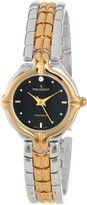 Peugeot Women's 775TT Two-Tone Genuine Diamond Bracelet Watch