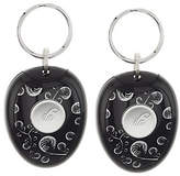 Ila Pebble Set of 2 Keychain Alarms