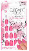 Elegant Touch Romance Collection Nails - Sweet Heart