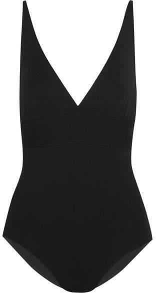 Eres Les Essentiels Larcin Swimsuit - Black