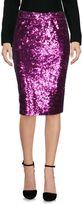 P.A.R.O.S.H. Knee length skirts - Item 35287699