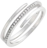 Judith Jack Women's Crystal Wrap Ring