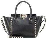 Valentino Garavani Rockstud Double Handle leather bag