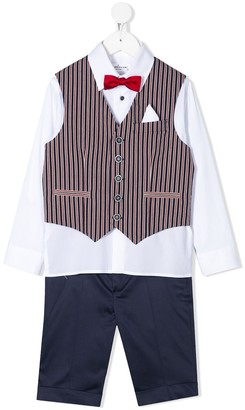 Colorichiari Five-Piece Tailored Suit