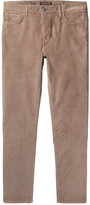 Michael Kors - Slim-fit Stretch-cotton Corduroy Trousers