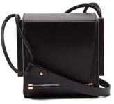 Roksanda Box Leather Cross-body Bag - Womens - Black