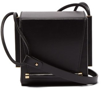 Roksanda Box Leather Cross-body Bag - Black