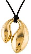 Tiffany & Co. Cord Pendant Necklace