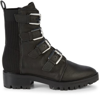 Dolce Vita Gaven Buckled Boots