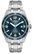 Citizen Eco-Drive Titanium Analog Watch
