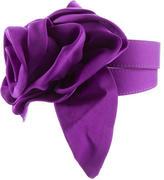 Missoni Satin Floral Waist Belt