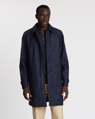 Norse Projects Svalbard 3 Layer Technical Wool Jacket