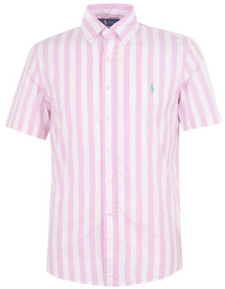 Polo Ralph Lauren Candy Stripe Short Sleeve Shirt