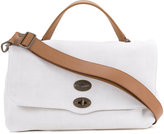 Zanellato foldover large tote - men - Leather - One Size