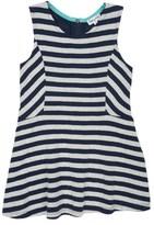 Splendid Little Girl Fashion Stripe Dress