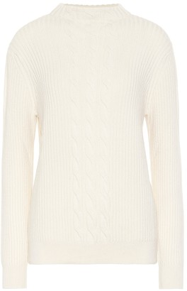 A.P.C. Nico wool and cashmere sweater