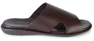 Kenneth Cole New York Quick Sand Leather Slides
