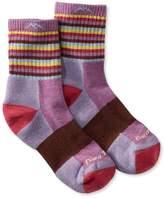 L.L. Bean Darn Tough Cushion Socks, Micro-Crew Stripe