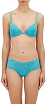Cosabella WOMEN'S NEVER SAY NEVER SEXIE PUSH-UP BRA-BLUE SIZE 34 BCP