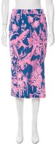 Lilly Pulitzer Printed Knit Skirt