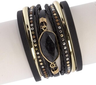 Saachi Midnight Tropic Bracelet