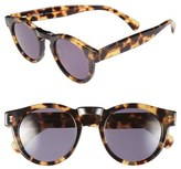Illesteva 'Leonard' 47mm Sunglasses