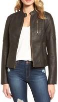 Levi's Plus Size Women's Levis Faux Leather Moto Jacket