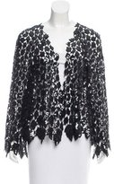 Chanel Lace Sequined Jacket