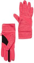 Isotoner Smartouch Melange Stretch Gloves