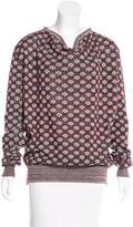 Vivienne Westwood Draped Argyle Sweater