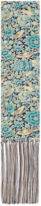 Gucci Liberty floral silk scarf