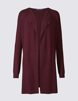 M&S Collection Open Front Cardigan